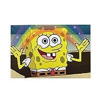 スポンジ ボブ Spongebob Squarepants アニメ ジグソーパズル 1000ピース キャラクター パズル 減圧 レジャー 萌えグッズ プレゼント グッズ 子供 大人 初心者向け 生日プレゼント