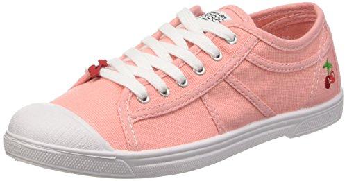 Le Temps des CerisesLtc Basic 02 - Sneaker Donna, Rosa (Boudoir), 39