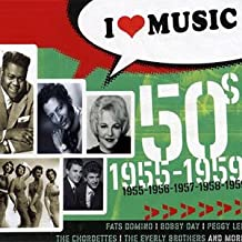 Hits of the 50s - Vol. 2 (Cd Compilation, 20 Hits)