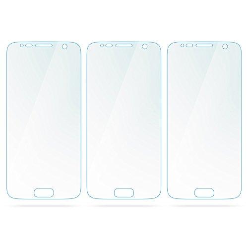 Spigen Schutzfolie für Samsung Galaxy S5 LCD Film Crystal CR Display Schutz Folie Screen Protector für Samsung Galaxy S5 [SGP10722]
