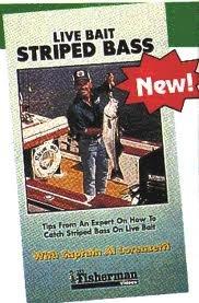 Live Bait Fishing-Striped Bass [VHS]