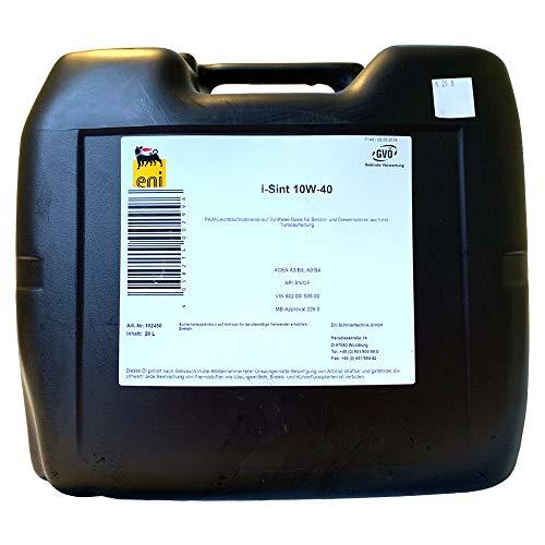 ENI i-Sint 10W-40 20 litros