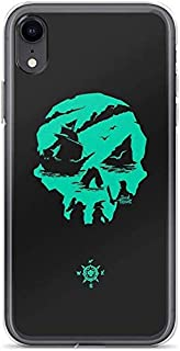Sea of Thieves Logo Neon Case Cover Compatible for iPhone (7 Plus/8 Plus)