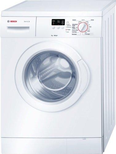 Bosch Serie 2 WAE20037IT Libera installazione Carica frontale 7kg 1000Giri/min A+++ Bianco lavatrice