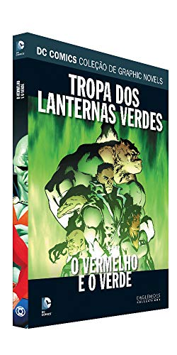 Dc Graphic Novels Ed. 103 - Tropa Dos Lanternas Verdes: O Vermelho E O Verde