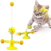 回転 インタラクティブ ネコ おもちゃ、 カラフル スマート 子猫 おもちゃ、 ために フロア/カーペット 利用可能 狩猟,L