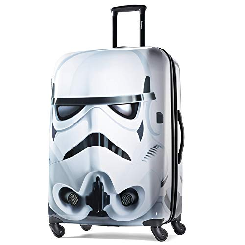 American Tourister Checked-Large, Storm Trooper