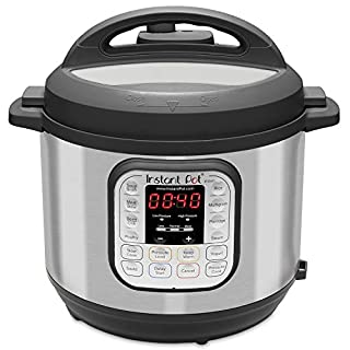 Instant Pot Duo 80 7-in-1 Electric Pressure Cooker,Steamer, Saute, Yogurt Maker, and Warmer, 8-QT, Stainless Steel/Black (B01B1VC13K) | Amazon price tracker / tracking, Amazon price history charts, Amazon price watches, Amazon price drop alerts