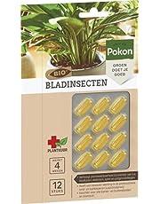Pokon Bio Plantkuur Bladinsecten Capsules 12 stuks - Insectenbestrijding -bij overlast van o.a.