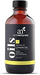 ArtNaturals Lemon Essential Oil, 4 Fluid Ounce