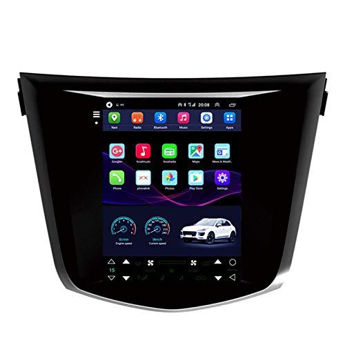GPS 9.7-Inch 2GB + 32G Auto Navigation, Navegación De Android Navegador De Pantalla Vertical, Para Nissan X-Jun Qashqai 2014, Notificación De Voz De Varias Condiciones De La C(Size:Full Netcom 2G+32G)