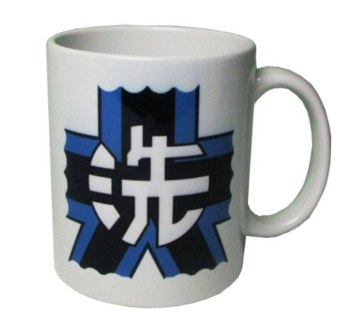 Girls und Panzer mugs Oarai girls school emblem (japan import)