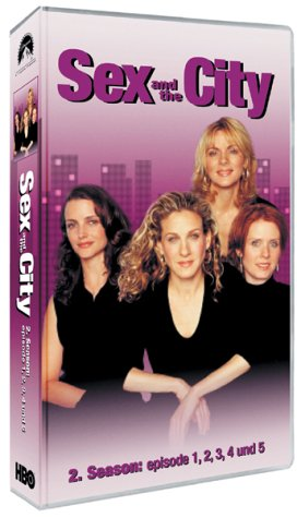 Sex and the City: Season 2, VHS 1