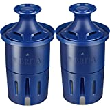Brita Longlast Replacement Water Filters, 2 Count, Blue
