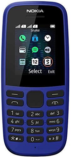 Nokia 105-2019 Dual SIM Blue (TA-1174)