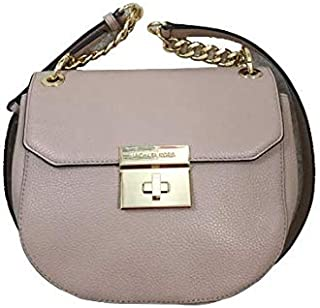 Michael Kors Bag For Women,Cream - Saddle Bags