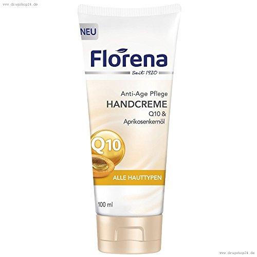Florena Handpflege Handcreme Q10 & Aprikosenkernöl 100ml
