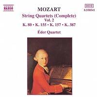 Mozart: String Quartets (Complete), Vol. 2 by MOZART (1994-02-15)