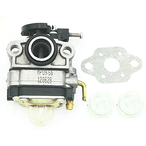 Replacement Part for M.C for Kawasaki Kbl23a Carburetor Kit Brush Cutter Primer Bulb Spare Parts