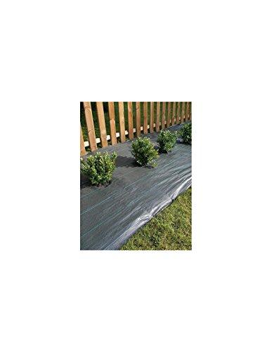 Toile de paillage verte Weedsol 90g/m² (1,25x25)
