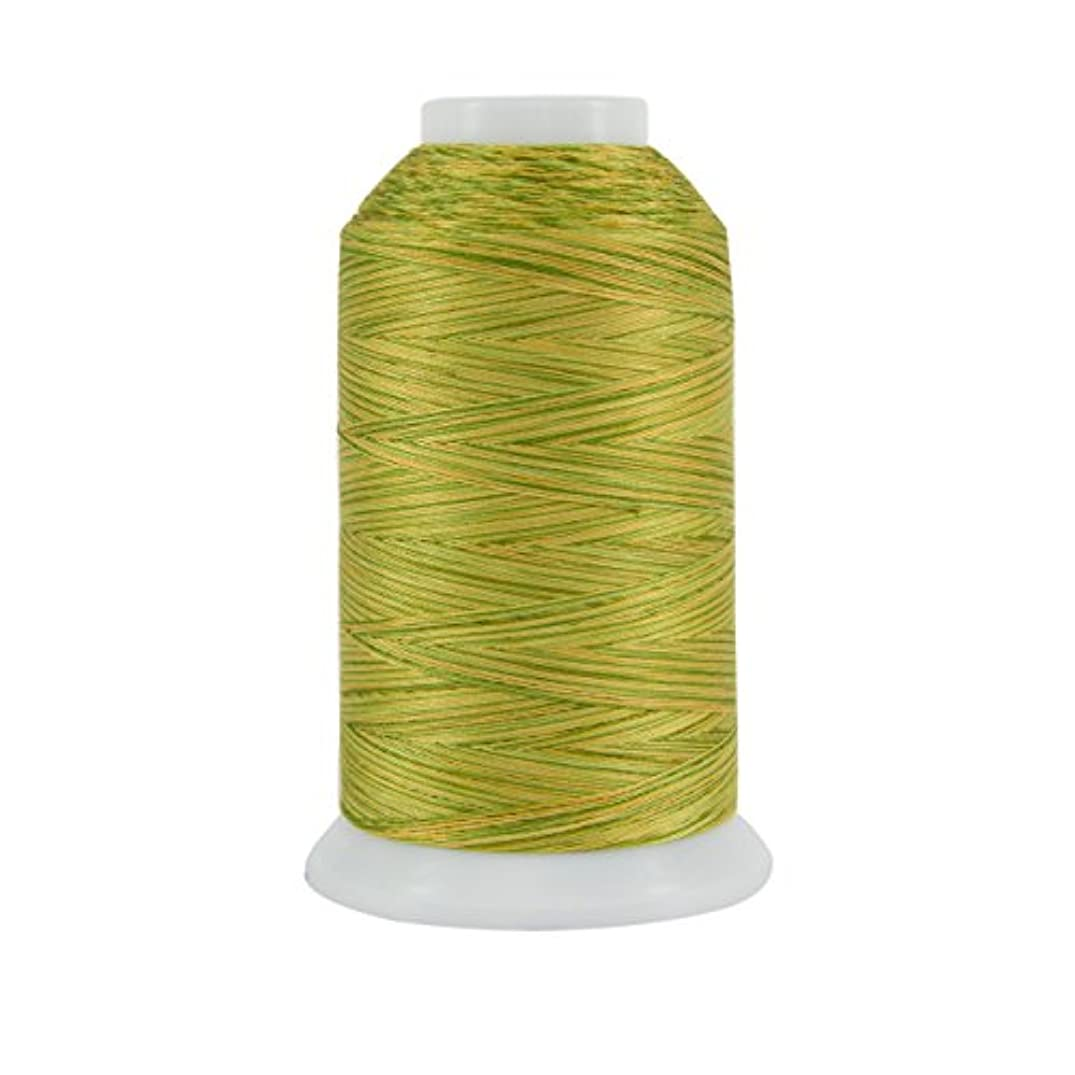 Superior Threads 121029XX943 Nile Crocodile 3-Ply 40W King TUT Cotton Quilting Thread, 2000 yd