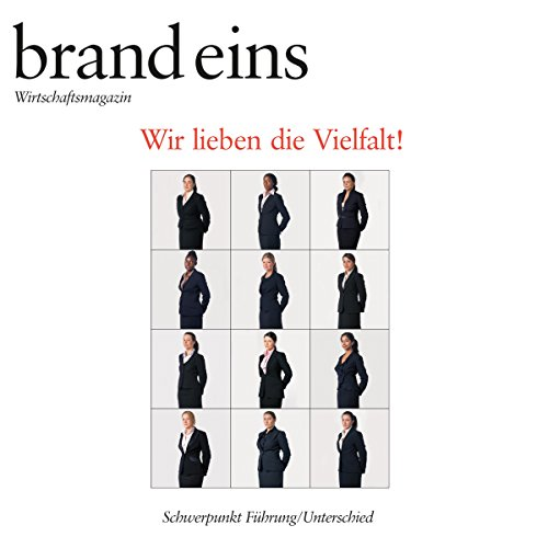 Die Besserverdienerinnen (brand eins: Führung/Unterschied) Titelbild
