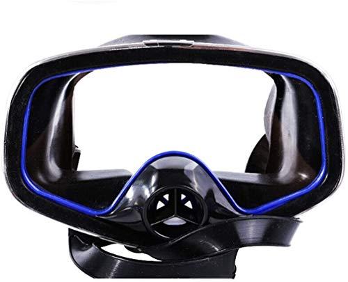 ZouYongKang Máscara de Buceo, Gafas de Buceo de Buceo de ensueño, Gafas de Gafas de Vidrio Templado de Buceo Gratis, máscara de Silicona HD Mascarilla de Buceo