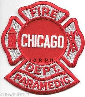 Chicago Paramedic, IL (3.5