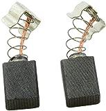 Escobillas de Carbón para MAKITA HR2440 taladro - 6x9x11mm - 2.4x3.5x4.3''