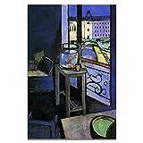 Henry Matisse Farbe Ölgemälde Poster und Drucke Wandkunst