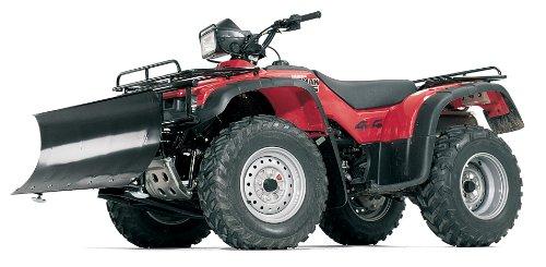 WARN 86766 Standard ATV Plow Blade, 48' Length