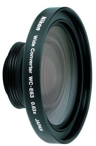 Nikon Weitwinkelvorsatz WC-E63 für Coolpix 4500