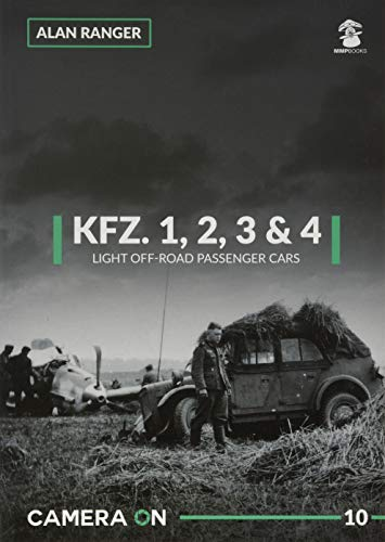 Kfz. 1, 2, 3 & 4. Light Off-road Passenger Cars (Camera ON)