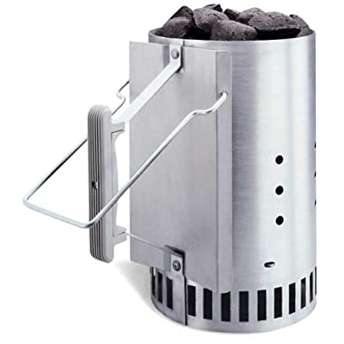 Weber Chimney Starter (The only way to start your barbeque)