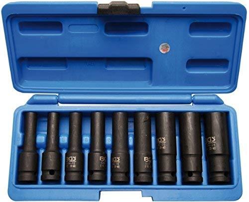 BGS 5204 | Juego de llaves de vaso de impacto E-Torx, largas...