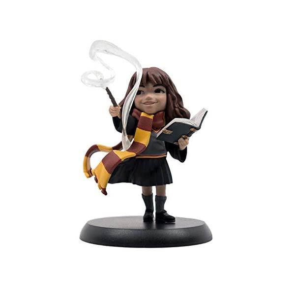 Quantum Mechanix- Figura QFIG Harry Potter Hermione First Spell, Multicolor (HP-1015) 1