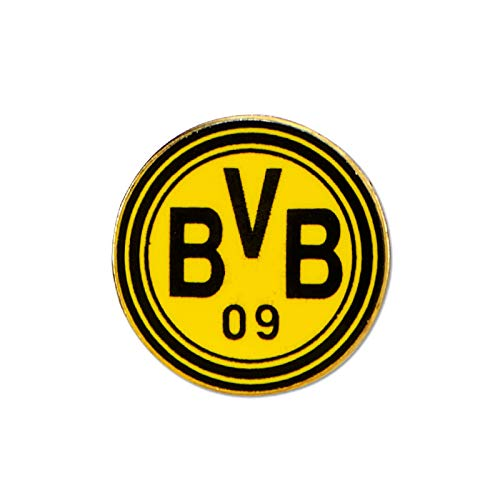 Borussia Dortmund BVB-Pin Emblem Retro one size