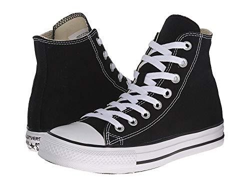 Converse Unisex Chuck Taylor All Star Ox Basketball Shoe 12 BM US Women / 10 DM US Men Black/White