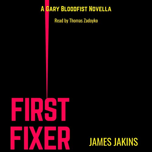 First Fixer audiobook cover art