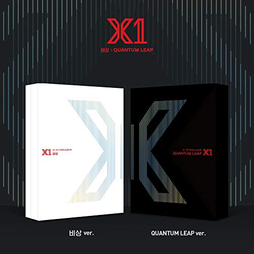 [Album]飛翔:Quantum Leap:1st Mini Album – X1[FLAC + MP3]