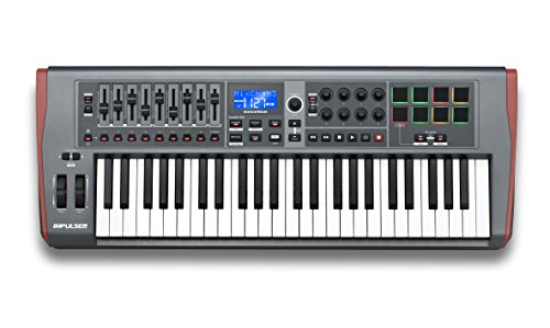 Novation Impulse 49 · Masterkeyboard