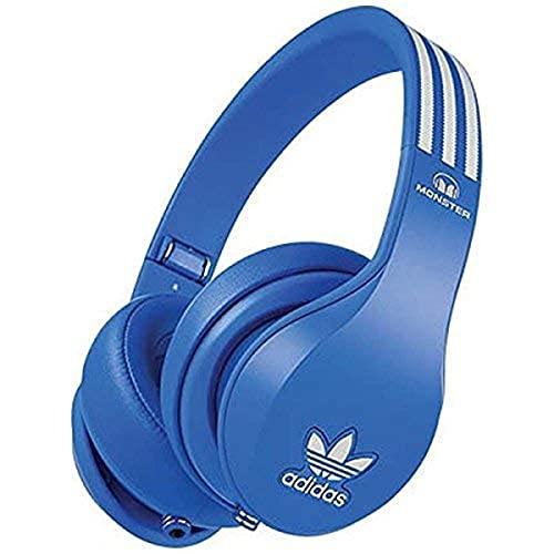 Monster Cuffie Over-Ear Adidas Originals, Blu