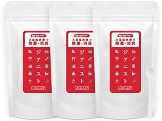 次亜塩素酸 生成パウダー 40g (500ppm 56リットル分)3袋セット ジアニスト ジクロロイソシアヌル酸ナトリウム