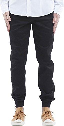 PUBLISH BRAND INC.スプリンタージョガーパンツ メンズ US サイズ: 36 カラー: ブラック