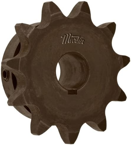 Martin Sprocket Gear 80BS19HT 1 16 Max 45% Seattle Mall OFF Finshed 7 Bore -