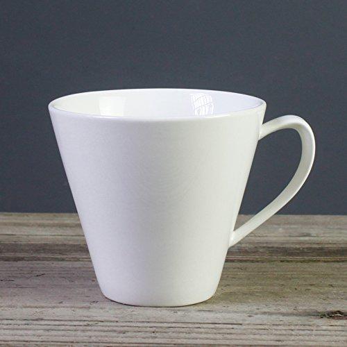 Btftkjbf Becher Keramik Tasse Werbe Tasse Weiß Größe Cup Individuelle Geschenk Cup Büro Milch Tee Tasse, Bund-Cup