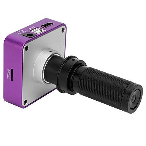 Industriekamera mit 120X C-Montageobjektiv Hochauflösend für die Reparatur von Mobiltelefonen für die Archäologie von Schimmelpilzen(European regulations)
