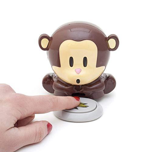 Demarkt Affe Nageltrockner Pusteäffchen