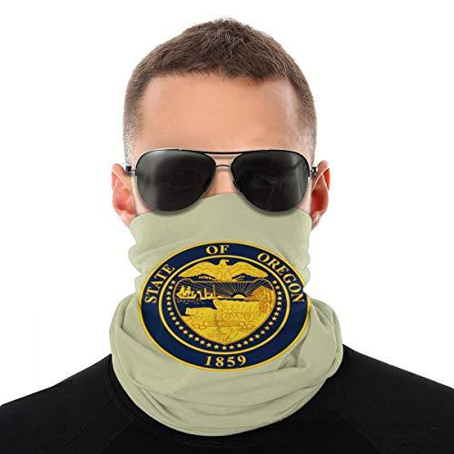 Preisvergleich Produktbild Oregon Emblem Logo Kopfbedeckung Gesichtsschutz Bandana Sturmhaube Hals Gaiter