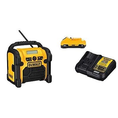 DEWALT DCA2203C 20-Volt MAX Battery Adapter Kit